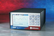 D500 Gage Controller with IPC Trend Page Displayed